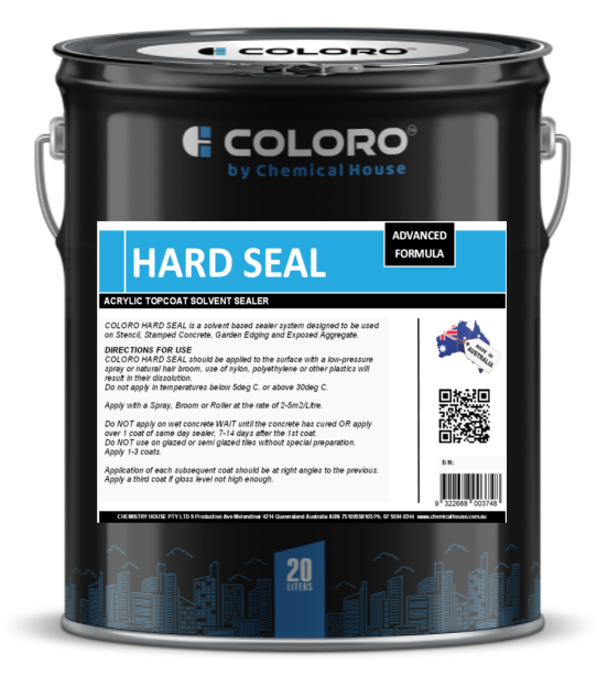 COLORO HARD SEAL