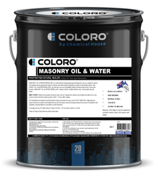 [MASOR20A] COLORO MASONRY OIL & WATER REPEL 20L